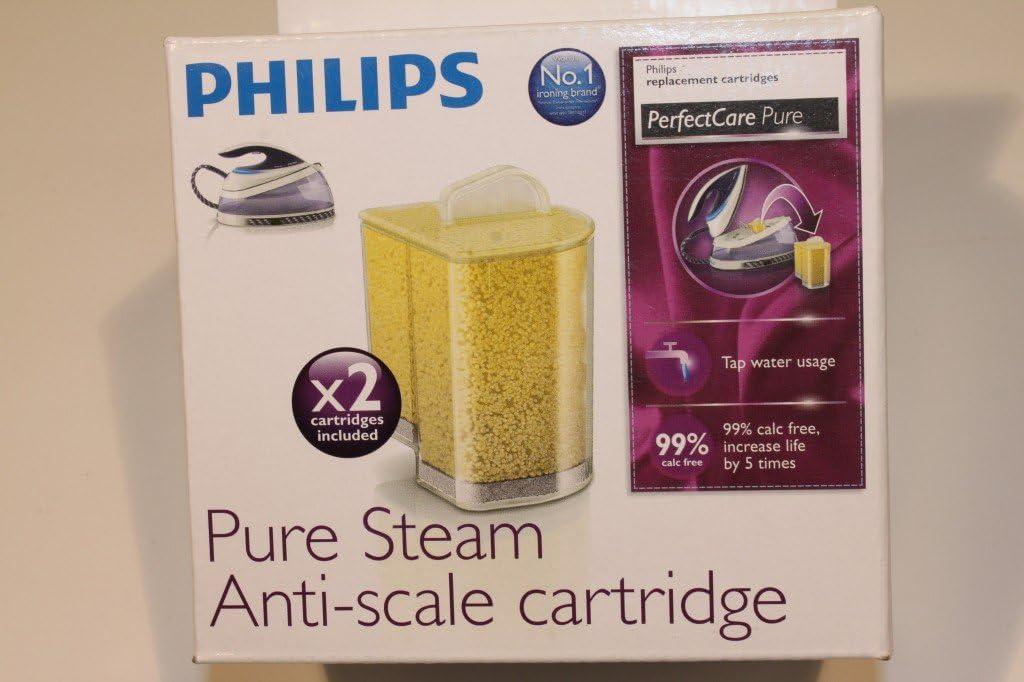 PerfectCare Pure Anti-Scale Cartridge New Philips GC002