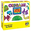 Creativity for Kids Origami - Origami for Beginners, 60 Bright Origami Papers