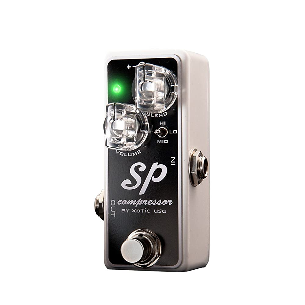 Top 5 Best Guitar Compressor Pedal Reviews in 2019 2