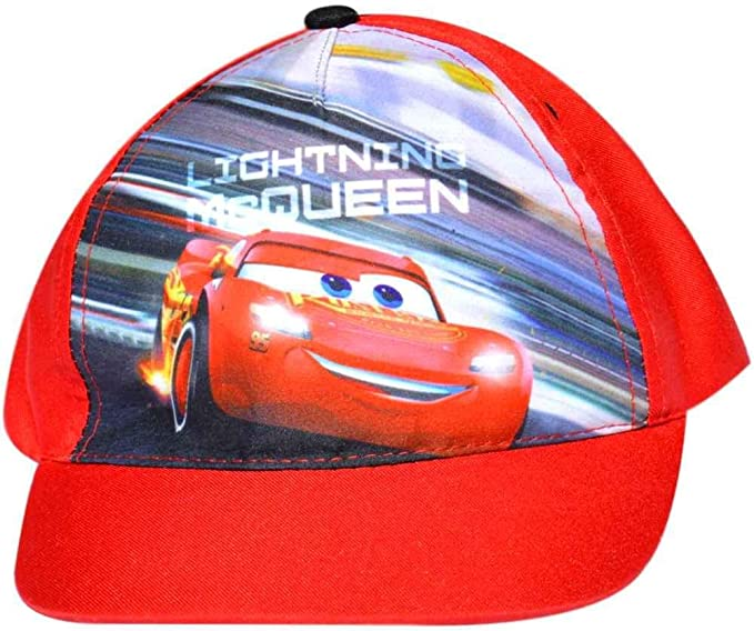Disney Pixar Bambini//Ragazzi Berretto della Cars