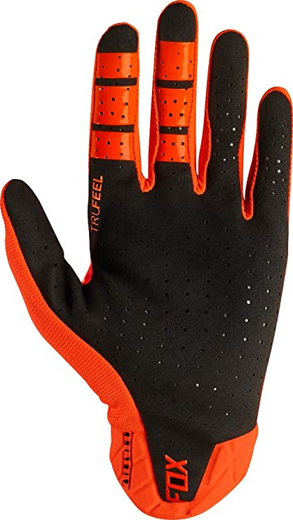 Airline Glove Flo Orange Auto