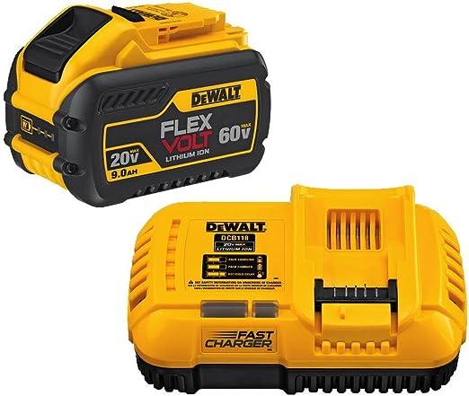 Amazon.com: DEWALT DCB118X1 X 20/60V MAX FLEXVOLT ...