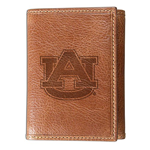 Auburn University Westbridge Leather Wallet (Trifold)