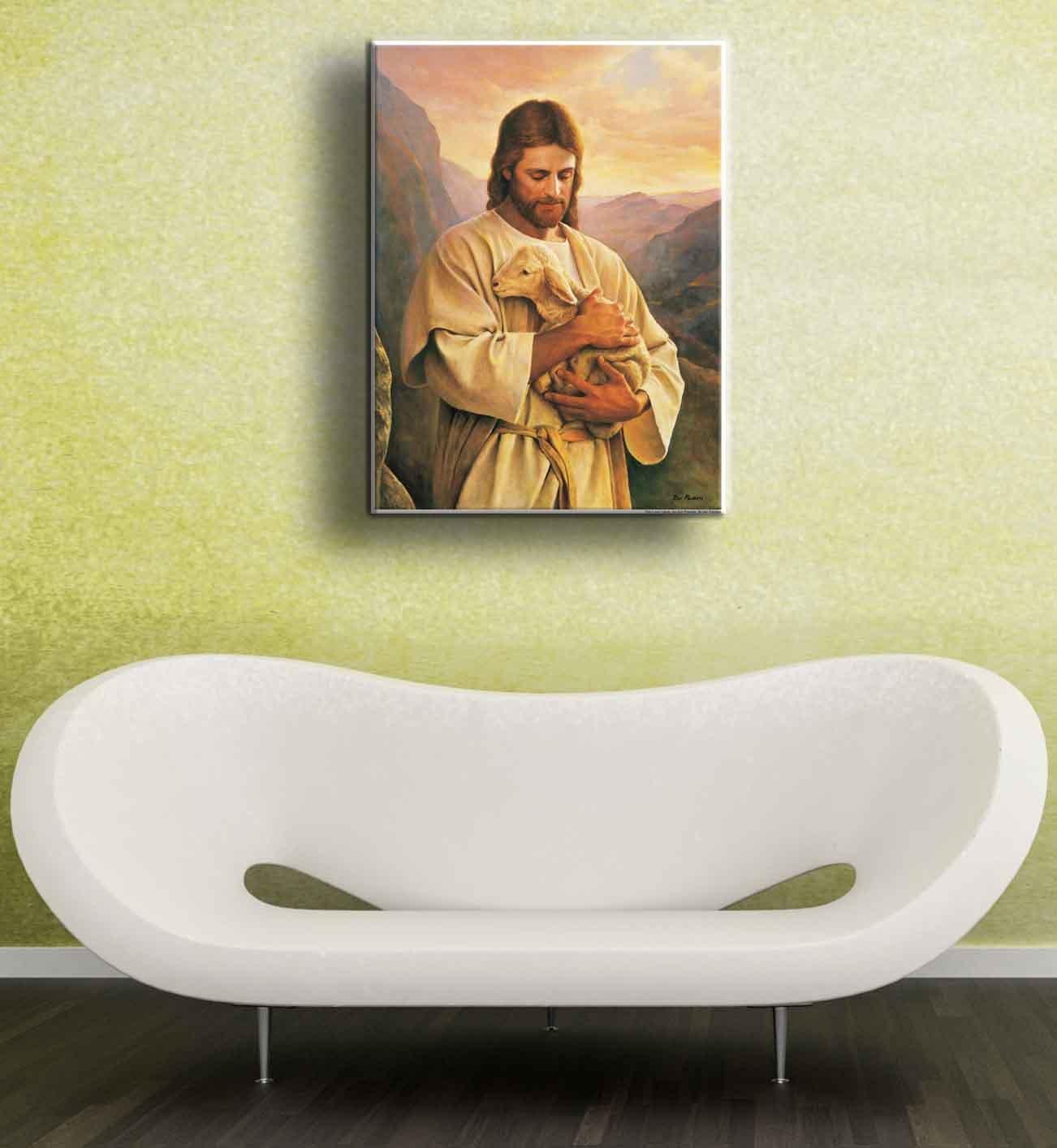 Amazon.com: SmartWallArt - Religious Spiritual Beliefs Paintings ...