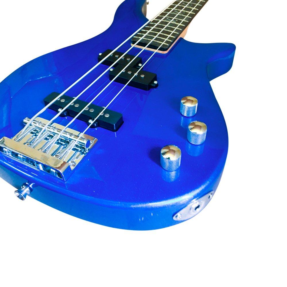 Coban Guitars guitarra eléctrica x graves en 3 colores: Amazon.es ...