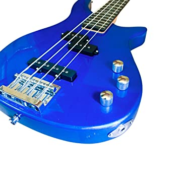 Coban Guitars guitarra eléctrica x graves en 3 colores: Amazon.es: Instrumentos musicales