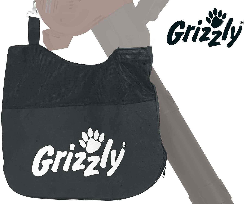 Grizzly Saco colector de Hojas para batería Aspirador soplador ...