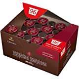 Tchibo Cafissimo Espresso kräftig, 96er Kaffee-Kapseln, Großpackung
