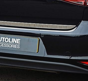 Tira de cromo para puerta trasera para Golf VII (2012 +): Amazon.es: Coche y moto