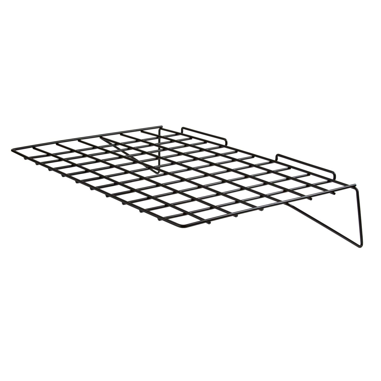 Econoco EBL/2314 Straight Shelf, 24'' Length x 14'' Depth (Pack of 6)