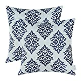 Pack of 2 CaliTime Soft Throw Pillow Covers - Best Reviews Guide