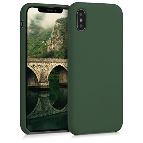 coque apple iphone x vert