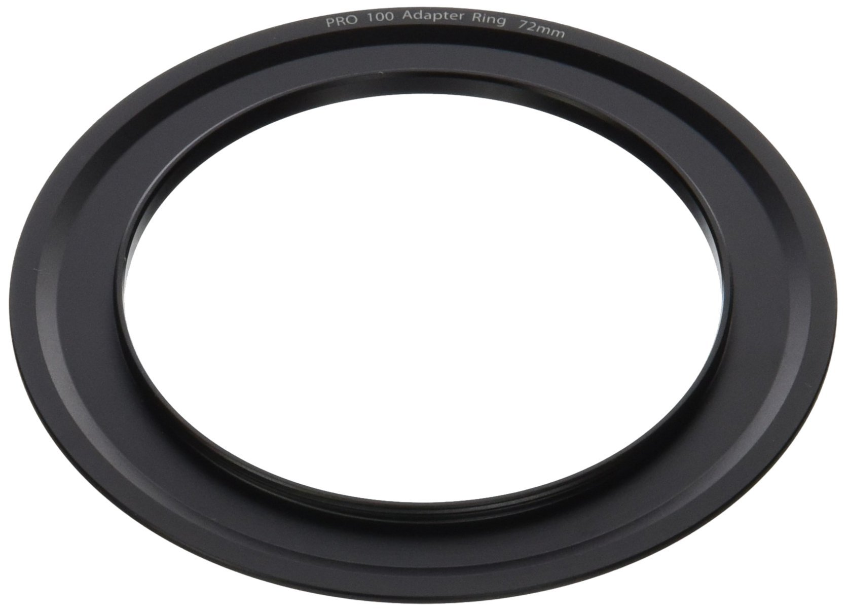 Tiffen Step Ring Camera Lens Square Filter, Black (PRO10072AR)