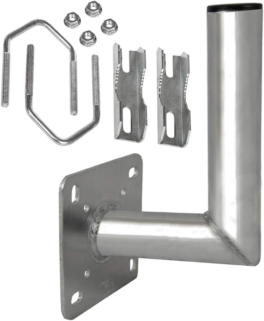 Premiumx 18cm Balkon Ausleger Aluminium Geländer Elektronik