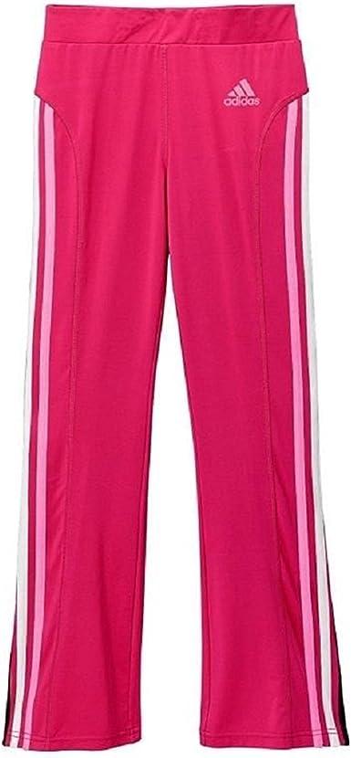Amazon.com: Adidas Side Stripes Yoga Pants - Girls 7-16 XL ...