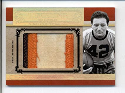 Image Unavailable. Image not available for. Color  Sid Luckman Bears HOF  2007 National Treasures Timeline ... 07e32f03e