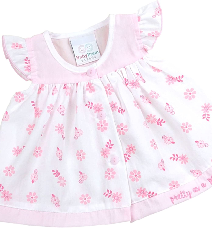 Premature//Tiny Baby /& Newborn Premature Baby Dress Unicorn