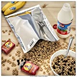 "1 Gallon Genuine Mylar Bags 10"" x 14"" for"