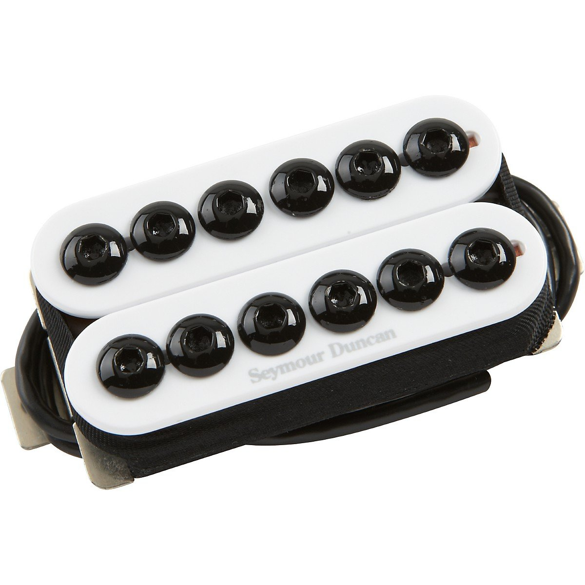 612yILyP7SL._SL1200_ seymour duncan sh 8b invader humbucker bridge pickup white  at nearapp.co