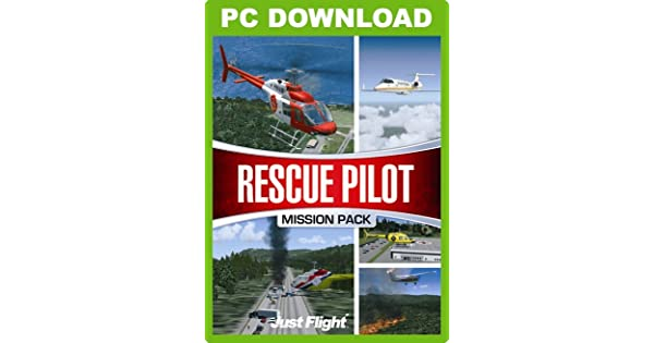 Amazon com: Rescue Pilot Mission Pack [Download]: Video Games