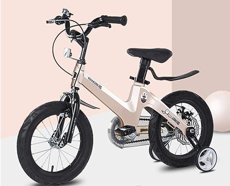 MZLJL Bicicletas, Bicicletas Boy 2-8 Años de Edad Bicicleta de niño ...