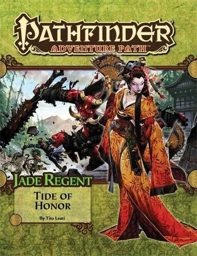 Pathfinder Adventure Path: Jade Regent Part 5 - Tide of ...