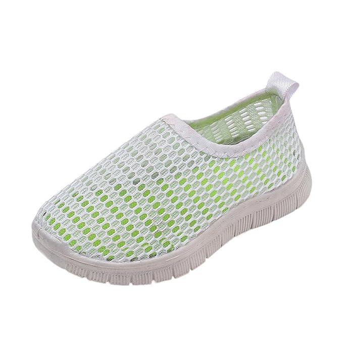 LiucheHD Sportive Sneakers Luminose neonato Ragazzi Bambini Scarpine BvqxvR0W8