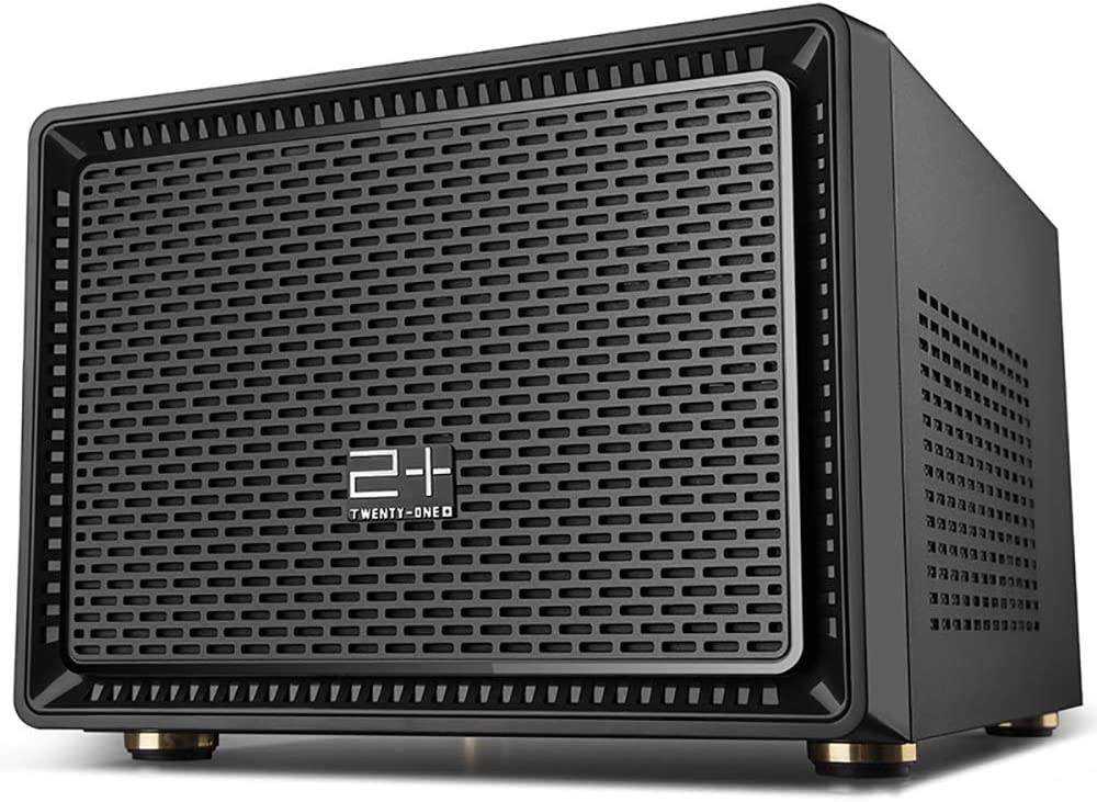 GOLDEN FIELD N-1 Computer Case Gaming PC Case ITX Case Mini Size Desktop Computer Shell Cases