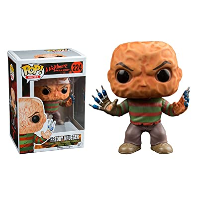 Funko Movies Freddy Krueger Pop Vinyl Exclusive (Hypodermic Needle Variant): Toys & Games