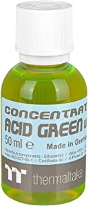 Thermaltake TT Premium Transparent Concentrate Dye 50ml UV Acid Green CL-W163-OS00AG-A