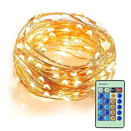 COOWOO Waterproof Christmas Decorations Dimmable product image