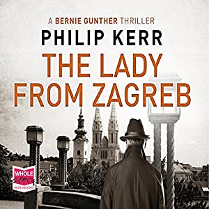 The Lady from Zagreb Audiobook