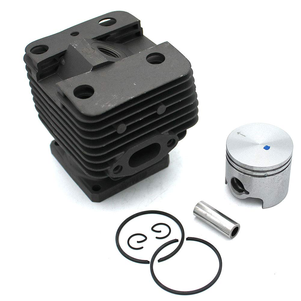 P SeekPro Kit pistone cilindrico 40 mm per decespugliatore Stihl FS120 FS200 FS200R FS250 FS250R Parti di Ricambio #4134 020 1214