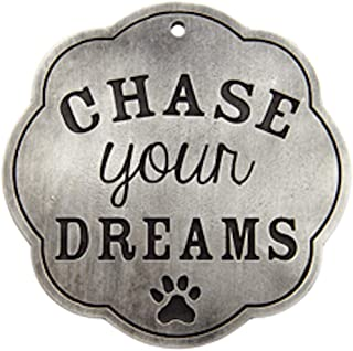 product image for Rockin Doggie Dog Lover's Wall Plaque - Chase Your Dreams
