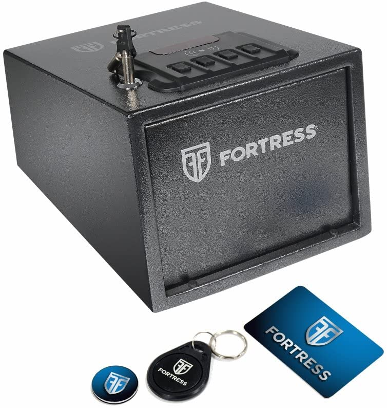Fortress Medium Portable Safe