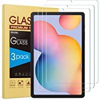 SPARIN 3-pak szklana osłona ekranu kompatybilna z Samsung Galaxy Tab S6 Lite 10,4 cala 2020, kompatybilny z długopisem S…