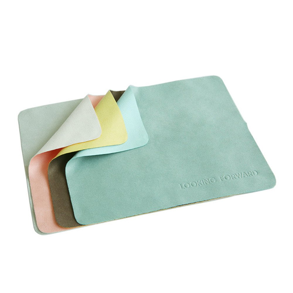 Microfiber Cleaning Cloth for Lens Glasses Screen,Camera,Tablets,Ipad,iPhone,Touch LCD TV Screens 5 Pack