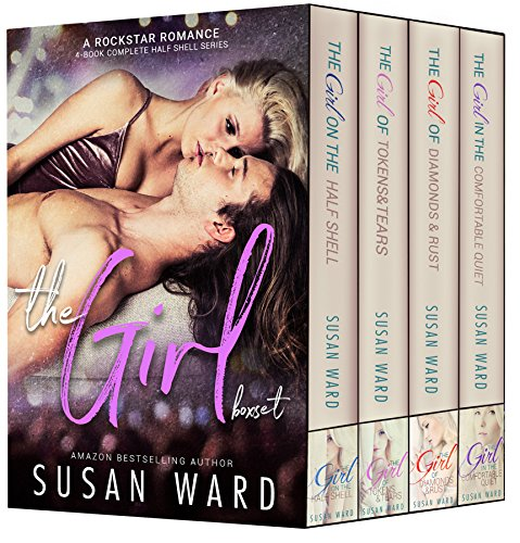 The Girl Box Set: A Rockstar Romance 4-Book Complete Series (Parker Saga 1)