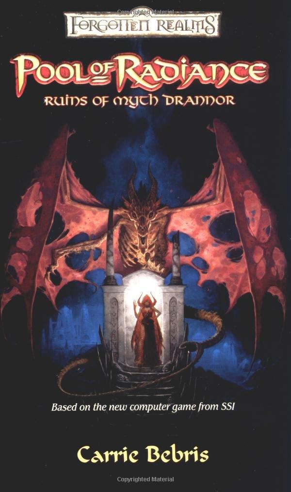 Pool of Radiance: The Ruins of Myth Drannor (Forgotten Realms) pdf epub