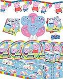 Peppa Pig Peppa Deluxe Party Kit Peppa Kit 40