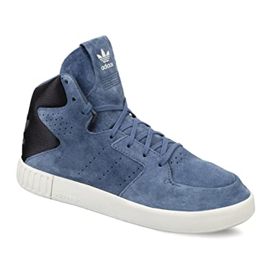 best service abab3 1d2bb adidas OriginalsTUBULAR Invader 2.0 - High-top Trainers - tech Ink utilty  Blue