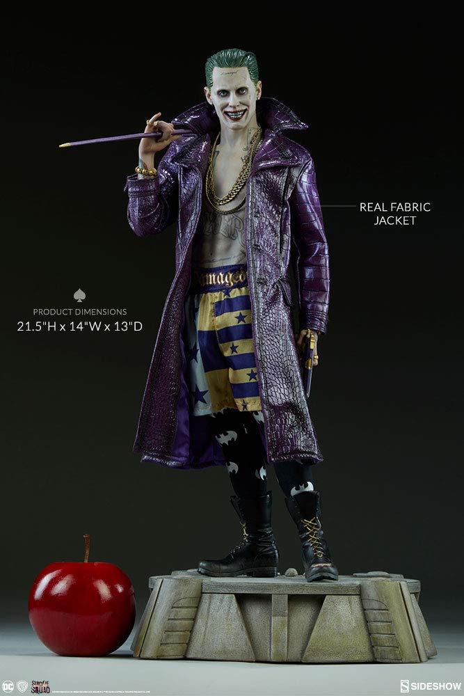 Sideshow Collectibles 300657 Joker Suicide Squad Premium Format Figur, Multi