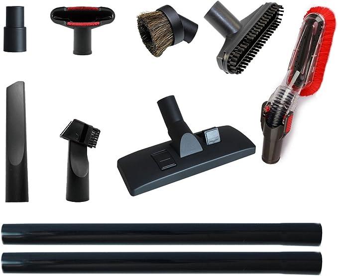 Universal Vacuum Cleaner Carpet Floor Tool Head Nozzle 32mm Brush Attachment DIY