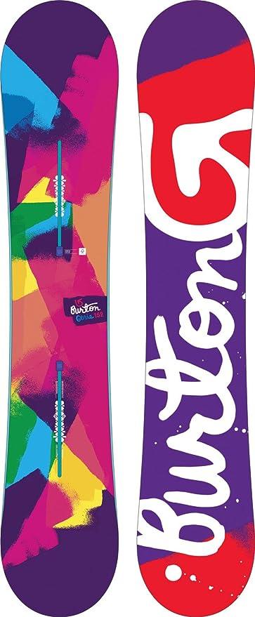 afc75c0507 Amazon.com   Burton Genie Snowboard Womens Sz 142cm   Sports   Outdoors