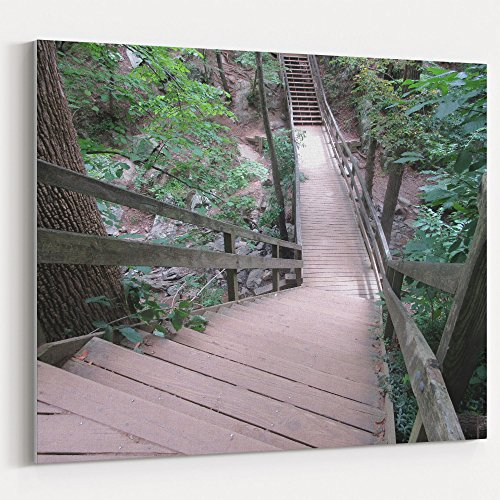 aper Outdoor - 24x30 Canvas Print Wall Art - Canvas Stretched Gallery Wrap Modern Picture Photography Artwork - Ready to Hang 24x30 Inch ()