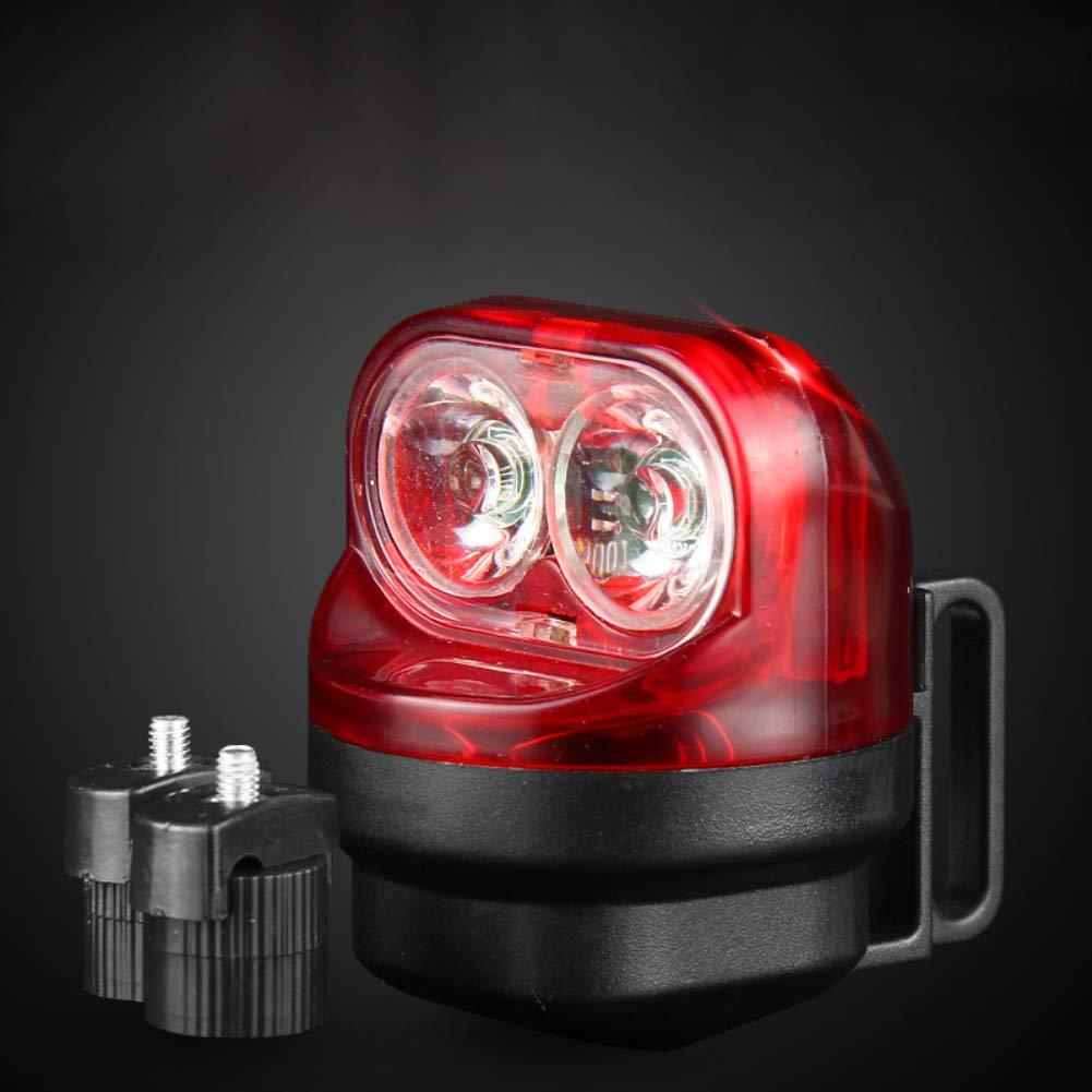 XQxiqi689sy Lampe de s/écurit/é /à Induction magn/étique pour v/élo