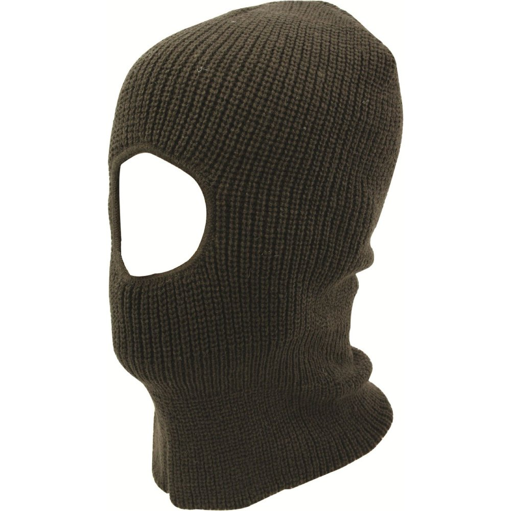 Highlander Open Faced Balaclava HAT042-BK