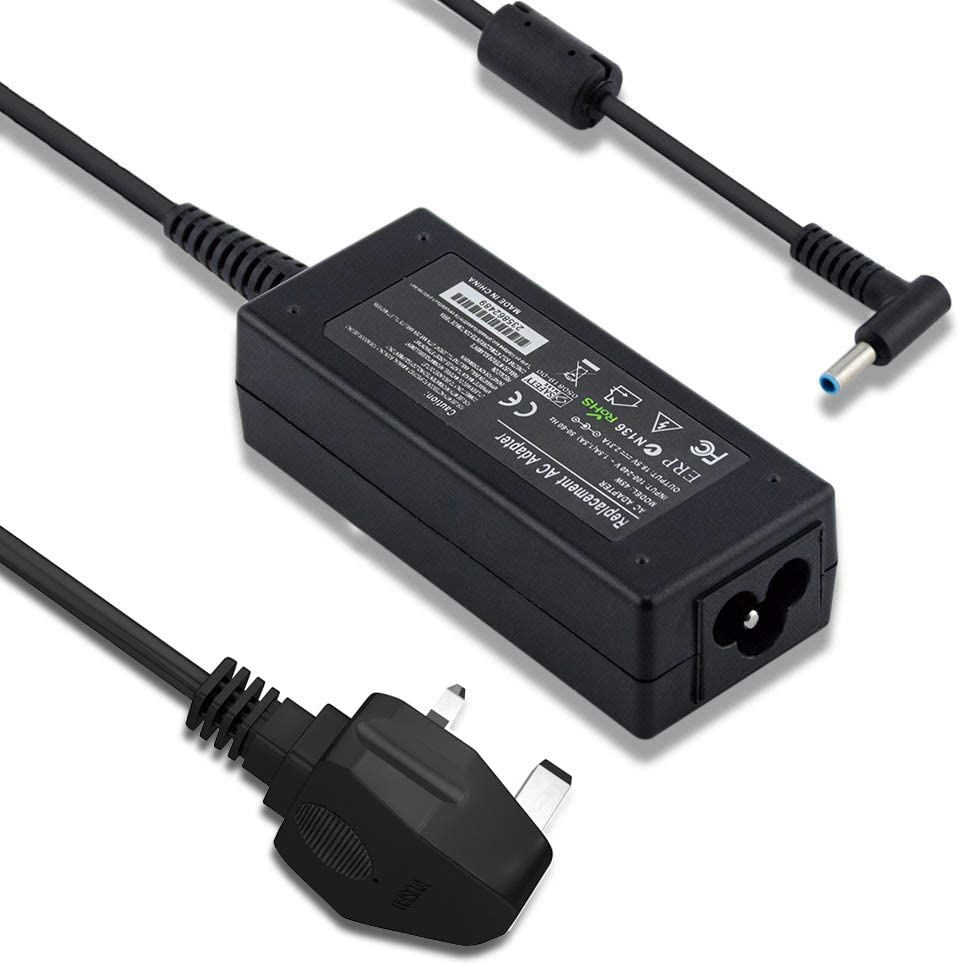 HP 45W Laptop Charger image 1