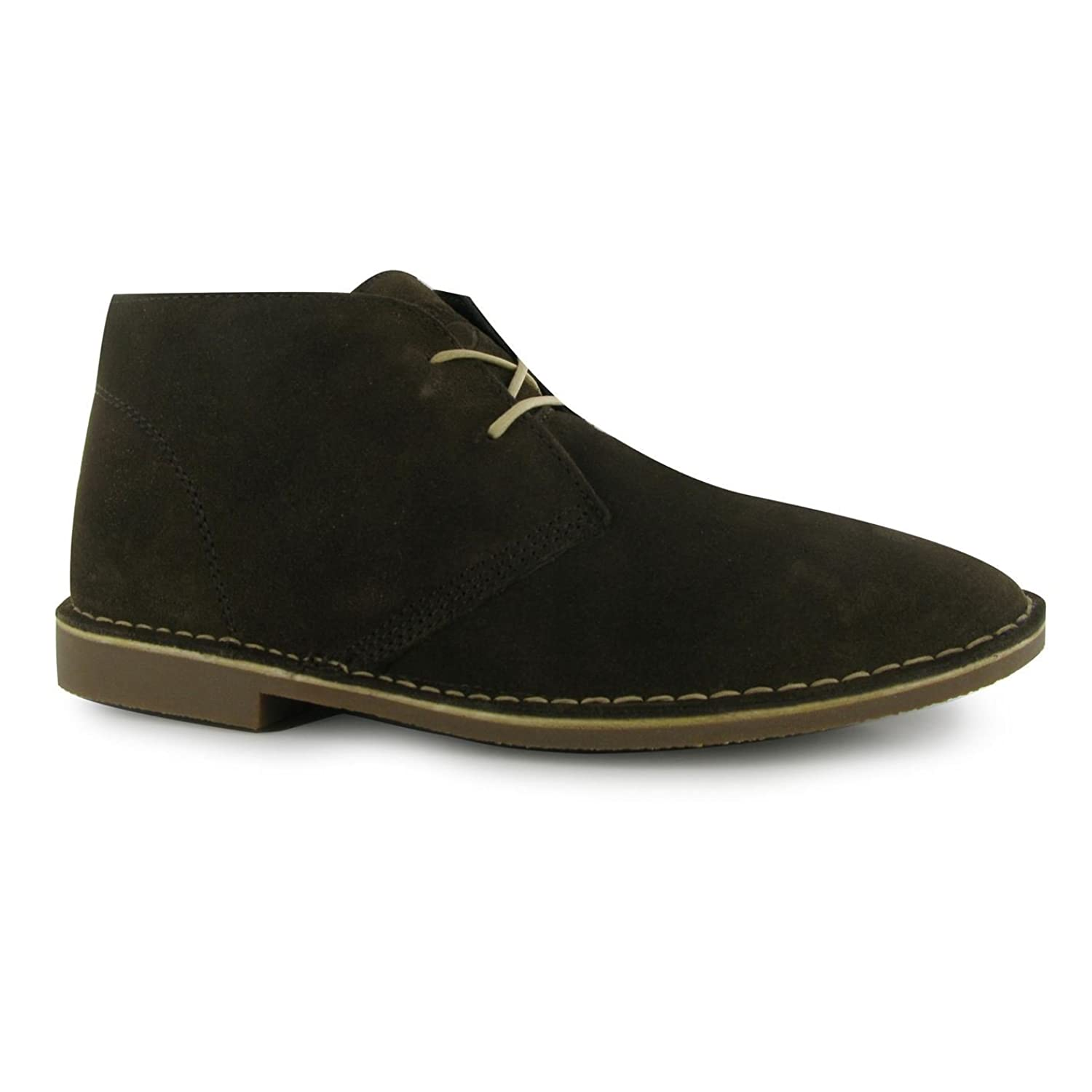 Kangol Mens Desert Boots Lace Up Cushioned Insole Padded Ankle Footwear:  Amazon.co.uk: Shoes & Bags
