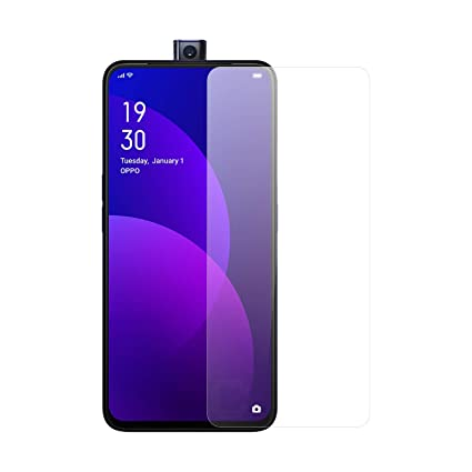 Case Creation Oppo F11 Pro Matte Tempered Glass,Anti-Fingerprint Tempered  Screen Guard Scratch Protector for Oppo F11 Pro (2018)